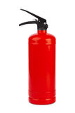 Red fire extinguisher Stock Images