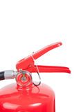 Red fire extinguishers Royalty Free Stock Photos