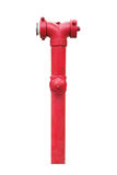 Red Fire protection Stock Photography