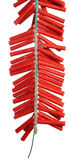 Red firecrackers royalty free stock photo