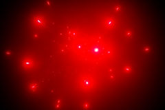 Red fireworks abstract background Royalty Free Stock Photo