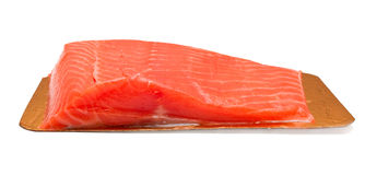 Red fish fillet Royalty Free Stock Photo