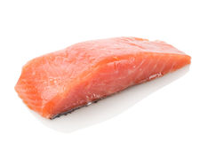 Red fish fillet Stock Photography