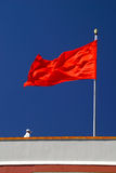 Red Flags Stock Photos