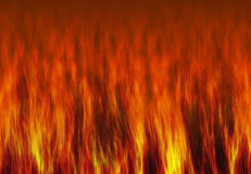 Red flame fire texture background. S Stock Photo