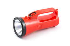 Red Flash Light Royalty Free Stock Images