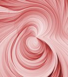 Red Flow Abstract Royalty Free Stock Photos