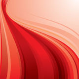 Red_flowing_background Lizenzfreie Stockbilder