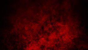 Red fog or smoke isolated special effect on the floor. Red cloudiness, mist or smog background. Red fog or smoke isolated special effect on the floor. Red royalty free stock images
