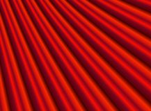 Red folds Royalty Free Stock Image