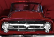 Red Ford Royalty Free Stock Images