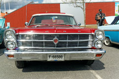 Red ford xl Royalty Free Stock Photos
