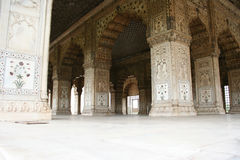 Red Fort 03 Stock Photography