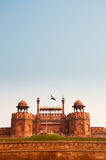 The Red Fort. In Old Delhi, India Royalty Free Stock Photos