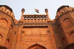 The Red Fort Royalty Free Stock Image