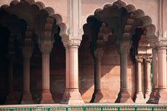 The Red Fort. Stock Image