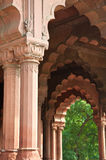 The Red Fort. Royalty Free Stock Photo