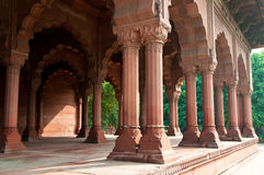 The Red Fort. Royalty Free Stock Photography