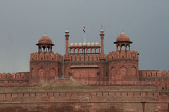 Red Fort Stock Image