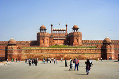 Red Fort Royalty Free Stock Photography