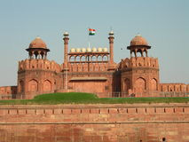 Red Fort. In Old Delhi Royalty Free Stock Image