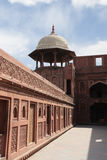 Red Fort, Agra Stock Photo