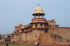 Red Fort, Agra, India Royalty Free Stock Photo