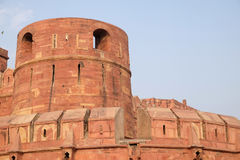 Red Fort, Agra Royalty Free Stock Photo