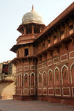 Red Fort, Agra, Uttar Pradesh, India. Royalty Free Stock Photo