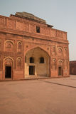 Red fort building Royalty Free Stock Images