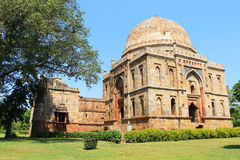 Red fort complex delhi india Royalty Free Stock Image