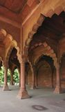 Red Fort in Delhi Stock Photography