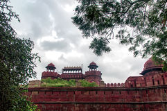 Red Fort, Delhi Royalty Free Stock Images