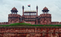 Red Fort, Delhi Royalty Free Stock Photo