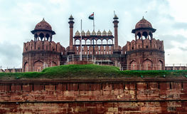 Red Fort, Delhi Royalty Free Stock Photography