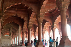 Red Fort, Delhi, India. Stock Image