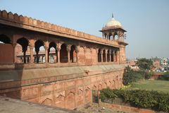 Red fort, Delhi, India Royalty Free Stock Image