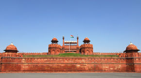 Red Fort, Delhi, India Stock Photography