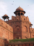 Red Fort in Delhi in India Stock Photography