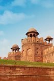 The Red Fort Stock Photos