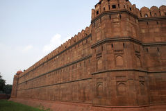 Red Fort, Delhi, India Royalty Free Stock Photos