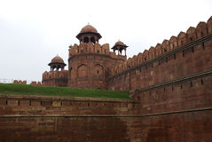 Red Fort, Delhi, India Royalty Free Stock Images