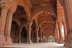 Red fort, Delhi, India Royalty Free Stock Photo