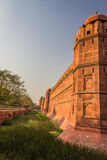 The Red Fort in Delhi India Royalty Free Stock Photos