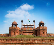 The Red Fort Delhi Royalty Free Stock Photos
