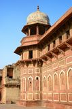 Red Fort Dome Royalty Free Stock Images