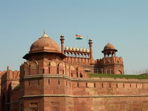 Red Fort, India Stock Photo
