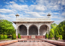 Red fort in India Royalty Free Stock Image