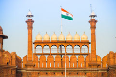 Red fort INDIA Stock Photos