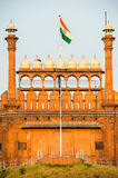 Red fort INDIA Stock Photography